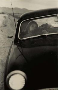 En route to Del Rio©Robert Frank